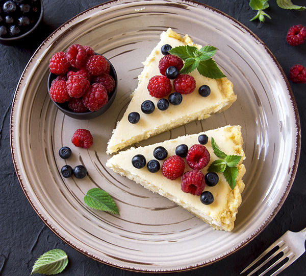 Cheesecake frutti di bosco yogurt_Thumb